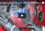Video of M800 Installation